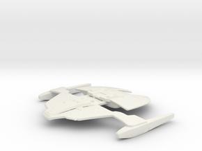 jem'hadar fighter in White Natural Versatile Plastic