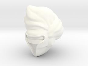 Silverhawksteelheart in White Processed Versatile Plastic