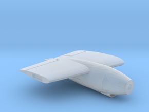 AJ-Savage-144scale-03-Wing-Engine-Right in Smooth Fine Detail Plastic