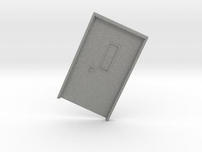 Standard Interior Doorset in Gray PA12