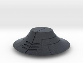 Medium Fancyhat in Black PA12