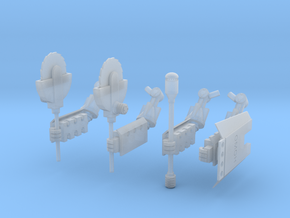 KV 47 Arms OMOH in Smooth Fine Detail Plastic