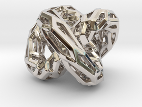 DRAGON Structura, Pendant. Strong Finesse in Platinum