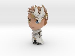 Final Fantasy: Custom in Natural Full Color Sandstone