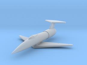 (1:285) Karl Stöckel Fighter Proposal (1953) in Smooth Fine Detail Plastic