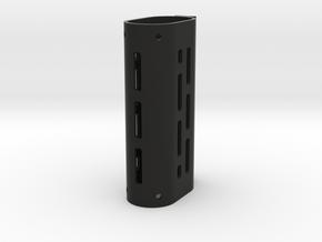 CA Stoner 96 LMG M-Lok foregrip (Standard) in Black Natural Versatile Plastic