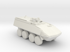 Lav 25a1 220 scale in White Natural Versatile Plastic