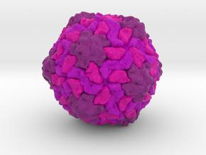Tobacco Necrosis Virus in Natural Full Color Sandstone