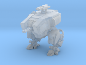 T-39 Bogatyr Mech Walker in Smooth Fine Detail Plastic