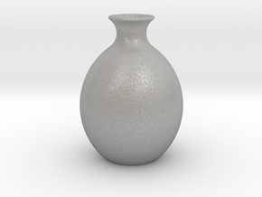 Vase porcelain / decanter in Aluminum