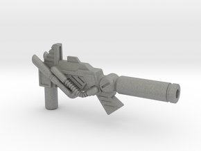 Electron Cannon for PotP Sludge in Gray PA12