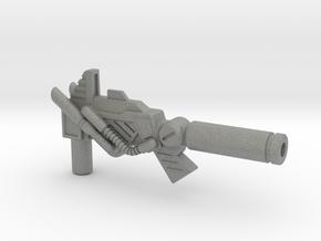 Electron Cannon for PotP Sludge in Gray Professional Plastic