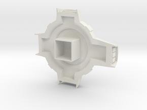 Monocerous Conversion Version 2 in White Natural Versatile Plastic