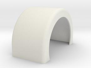 Fender single 10th RC in White Natural Versatile Plastic