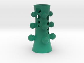 Vase 209 BlBs in Matte Full Color Sandstone