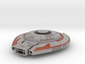 Lost in Space: Jupiter 2 Craft [100mm & Full Colou in Natural Full Color Sandstone