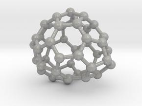 0653 Fullerene c44-25 c1 in Aluminum