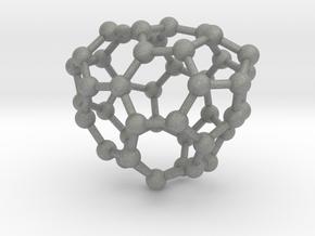 0654 Fullerene c44-26 c1 in Gray PA12