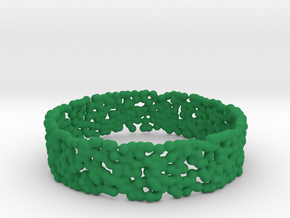 grains in Green Processed Versatile Plastic