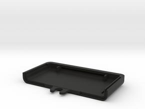 Battery Cover in Black Natural Versatile Plastic
