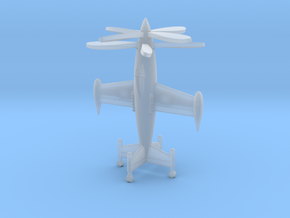 (1:285) Supermarine 4040 in Smooth Fine Detail Plastic