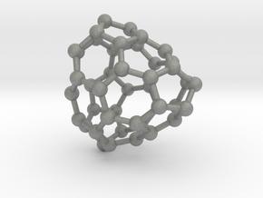0662 Fullerene c44-34 c1 in Gray PA12