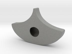 Patio paver in Gray Professional Plastic