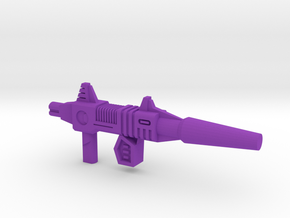 TR: Blitz Pistol in Purple Processed Versatile Plastic