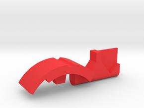 Warthog Throttle part Elite in Red Processed Versatile Plastic