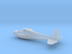 Luscombe8A-144scale-1-Airframe in Smooth Fine Detail Plastic