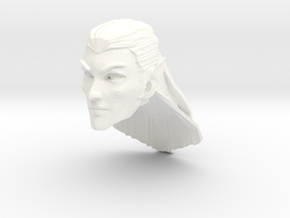 head elf long hair 1 in White Processed Versatile Plastic