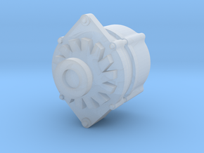 1/25 Alternator in Smooth Fine Detail Plastic