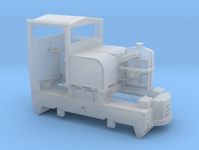 1/55 scale cabbed Simplex in Smooth Fine Detail Plastic
