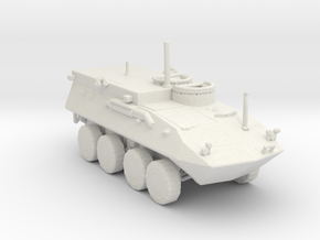 LAV C 220 scale in White Natural Versatile Plastic