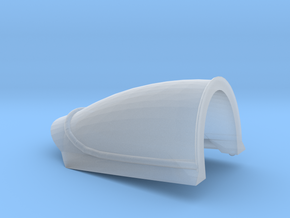 T-28B-144scale-12-Canopy-OpenAft in Smoothest Fine Detail Plastic