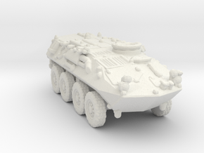 LAV Ma2 285  scale in White Natural Versatile Plastic