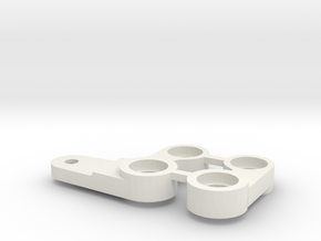 tamiya egress steering arm parts in White Natural Versatile Plastic