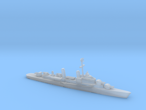 1/700 Scale USS Sumner 1950 in Smooth Fine Detail Plastic