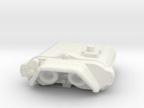 Imperial Binoculars in White Premium Versatile Plastic