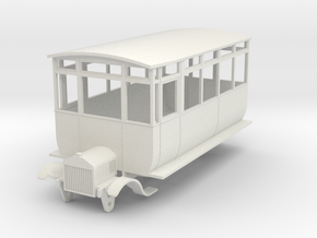0-55-ford-railcar-1a in White Natural Versatile Plastic