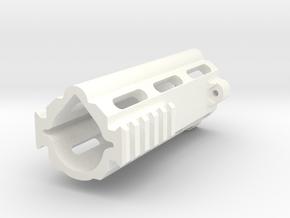 Colt C7NLD Front rail in White Processed Versatile Plastic