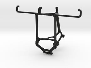 Steam controller & BLU Life Mark - Over the top in Black Natural Versatile Plastic