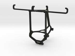 Steam controller & vivo V3 - Over the top in Black Natural Versatile Plastic