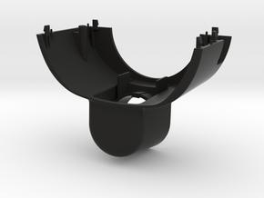 Skyline R32 - 1X 52mm Steering Column Gauge Pod in Black Natural Versatile Plastic