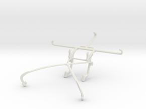 Controller mount for Shield 2015 & Oppo F3 Plus in White Natural Versatile Plastic
