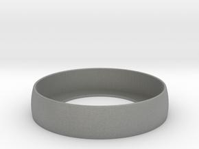 Beauty Ring / Bograt 22mm -- 24mm in Gray PA12
