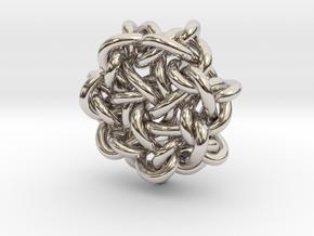 B&G Knot 15 in Platinum