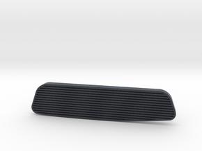 INSERT-WH-2B-GRV-HP-RH in Black Professional Plastic