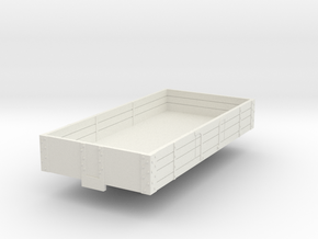 0-64-ford-3pl-baggage-wagon in White Natural Versatile Plastic