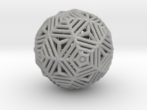 Dodecahedron to Icosahedron Transition in Aluminum